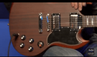 Epiphone G400 Review
