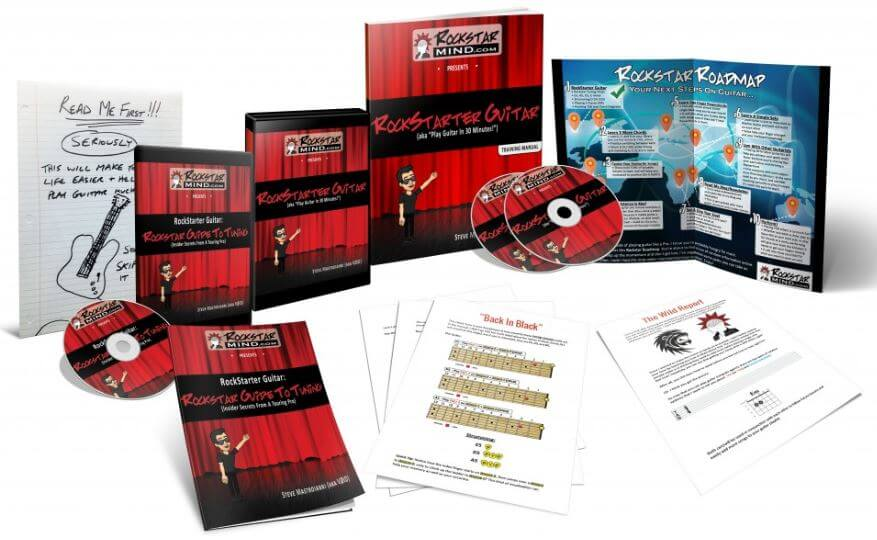 Learn Guitar Fast with Rockstarter