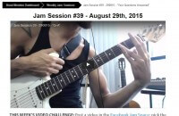 Guitar Training Q&A – Jam Session #39