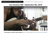 Finding Your Guitar Keys – Part 3 (Jam Session #40)