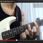 Partial Chords - Major 3rds, minor 3rds, 4ths, 5ths, Octaves